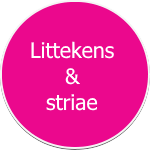Littekens en striae