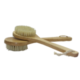Set dry skin brushes body