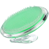Razor bump brushes groen